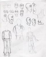 Sketches 2 by skippymaker