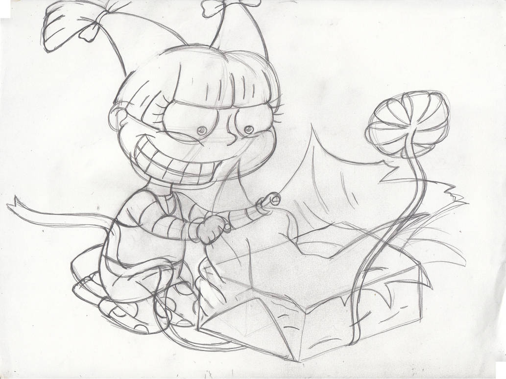 Present for Angelica by Redfern05