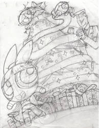 Merry Christmas,from the Utonium by Redfern05