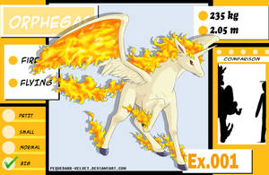 Ex 001: ORPHEGAS by PEQUEDARK-VELVET