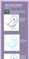 TUTORIAL .:HOW TO DO FAKEMON:. by PEQUEDARK-VELVET
