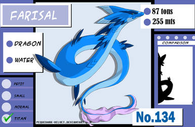 134: FARISAL by PEQUEDARK-VELVET