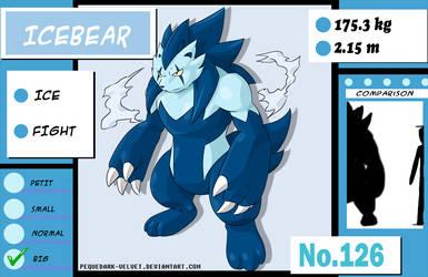126: ICEBEAR by PEQUEDARK-VELVET