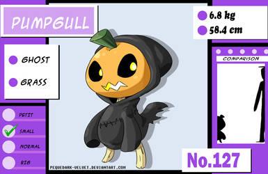 127: PUMPGULL by PEQUEDARK-VELVET