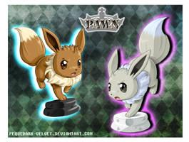 Pokemon Chess .:Pawn:. by PEQUEDARK-VELVET