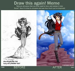 Draw this again by PEQUEDARK-VELVET