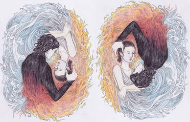 Elements (Reylo) by Myrrha-Silvenia