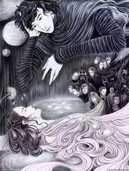 The Dream by Myrrha-Silvenia