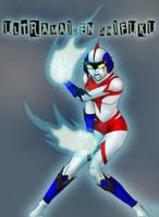UltraMaiden Shifuku by LOLOexists