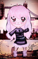 AT. Chibi Bunny Human by Im-Seer