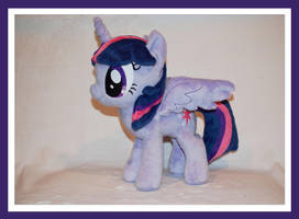 MLP: Twilight Sparkle Plushie by MLPPlushies