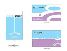 NBruce Biz card (2004) by AllanAlegado