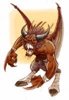 Fantasy Heroes 7 (2006) by AllanAlegado