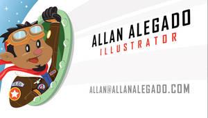 Calling Card (2011) by AllanAlegado