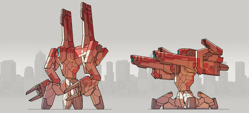 Machine Heavy Transform by NateSonOfSimp