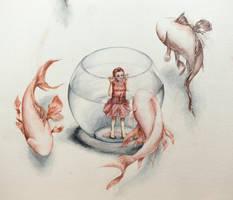Fishbowl by SnowyHail