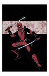 Deadpool by ArtofJoshMaikis