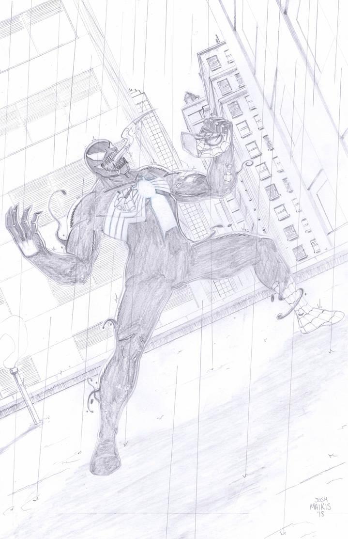 Venom by ArtofJoshMaikis