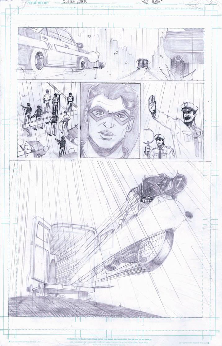 The Pursuit Page 2 by ArtofJoshMaikis