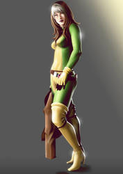 Rogue by lenadrofranci