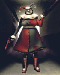 Old Harley Quinn by lenadrofranci