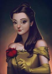 Belle by lenadrofranci