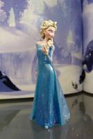 Elsa figurine Frozen custom 2 by LaetiArt
