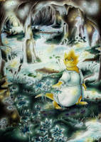 Alphys - Silent echoes by Iovena