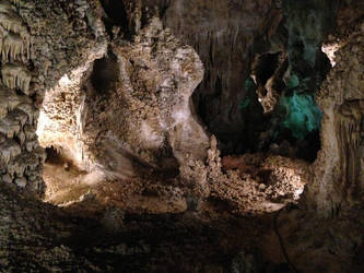 Carlsbad Caverns by wasp2
