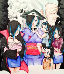 Growing up Ai by Jashi-Chan