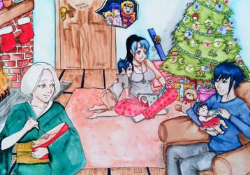 Merry Christmas by Jashi-Chan