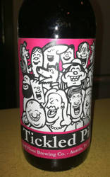 Tickled Pink - Beer Label by B01NK