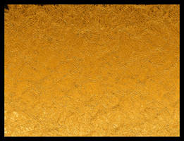 gold leaf texture 02 by hypnothalamus