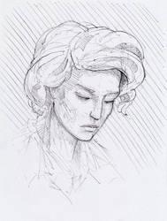 the sad girl by hypnothalamus
