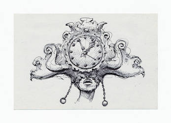 The Time Eccentric by hypnothalamus