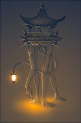 Erebus. She's the sun by hypnothalamus