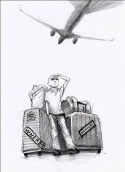 Leaving on a jet plane by hypnothalamus