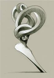 Metaphor. Sensing Space by hypnothalamus