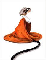 Evangeline. The Elegant Machine by hypnothalamus