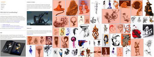 ART Crowdfunding 1 Week Left! by hypnothalamus