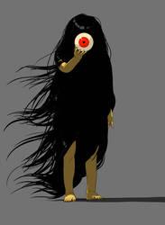 Maya. God of illusion by hypnothalamus