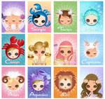 Horoscopes by minercia