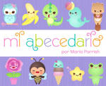 ABC Book cover by minercia