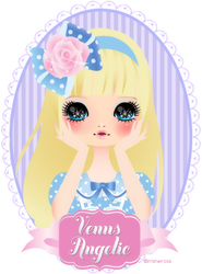 Venus Angelic Cameo by minercia
