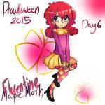 Drawlloween 2015 - Day 6 by IlluminatedFantasy
