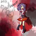 Drawlloween 2015 - Day 8 by IlluminatedFantasy