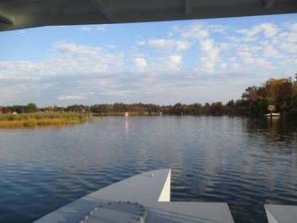 on Myggelspree by Myggel Ferry by tilianus