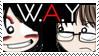 W.A.Y.Stamp by sweetangel by DenoriiFanClub