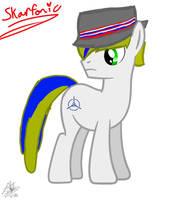 Art Trade for Skarfonic by Stellathehedgehog1