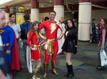Shazam family by Ave606